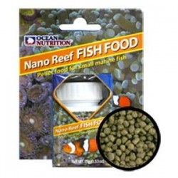 Ocean Nutrition Nano Reef Fish Food (мелкие гранулы)